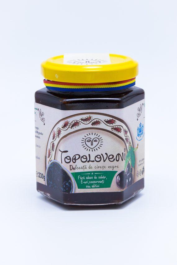 Topoloveni- Cirese negre