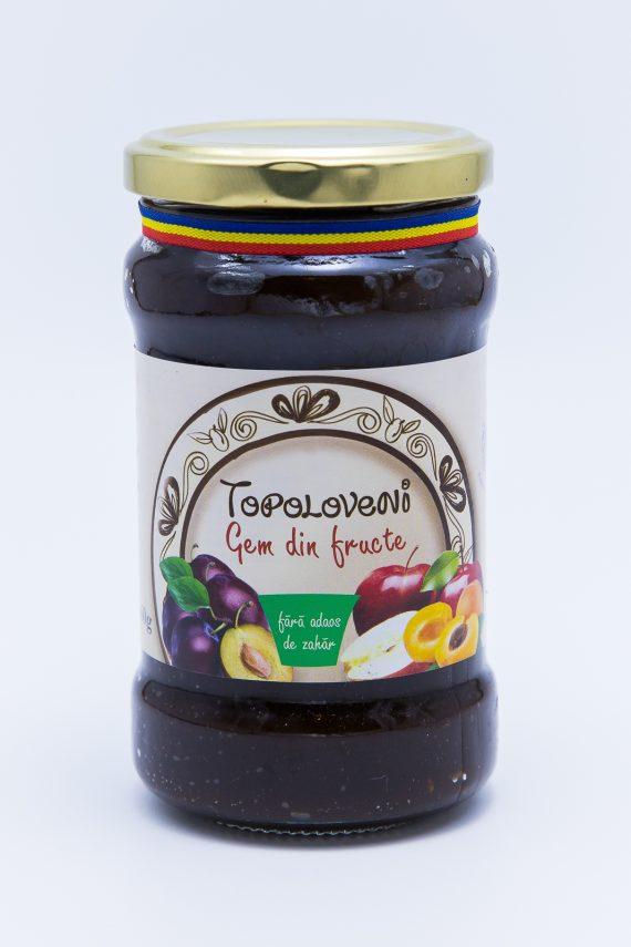 Topoloveni- Gem fructe