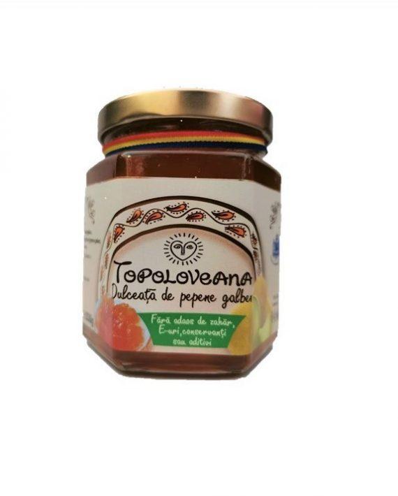 dulceata pepene galben
