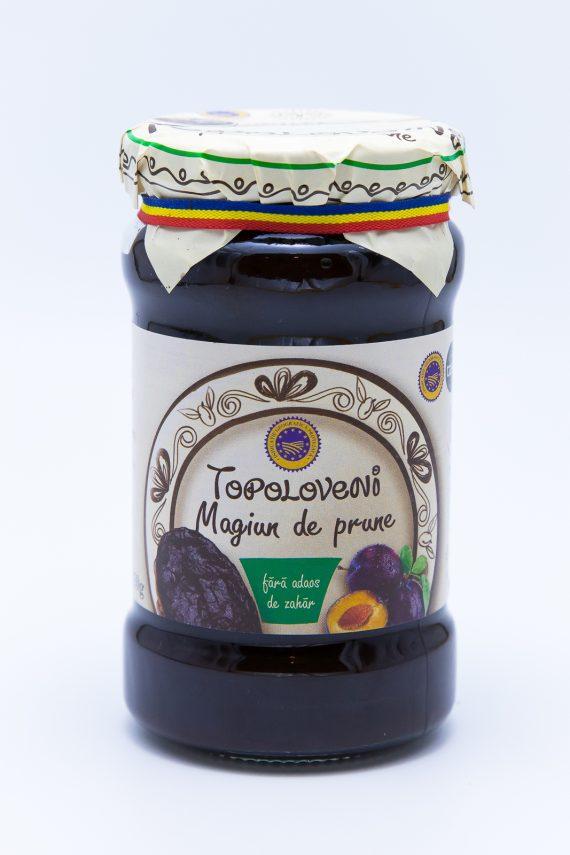 Topoloveni- Magiun prune mare