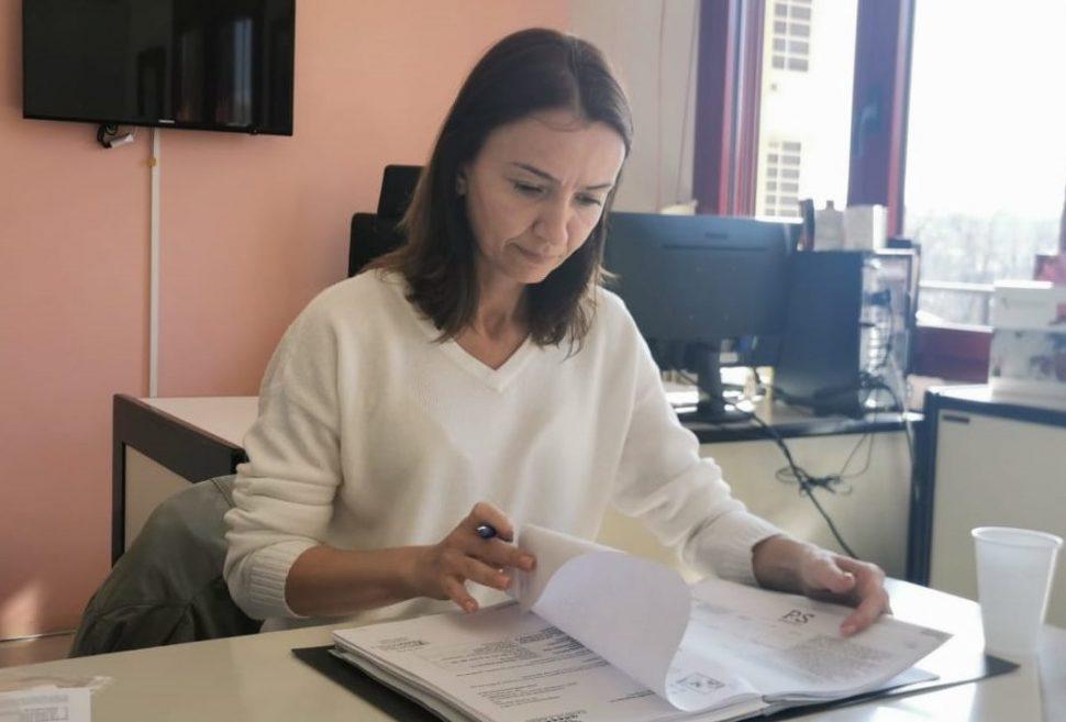 Diana Stanciulov - director comercial Sonimpex Topoloveni