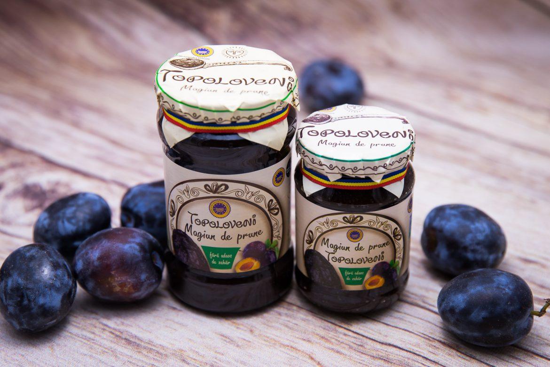 Magiun de prune Topoloveni